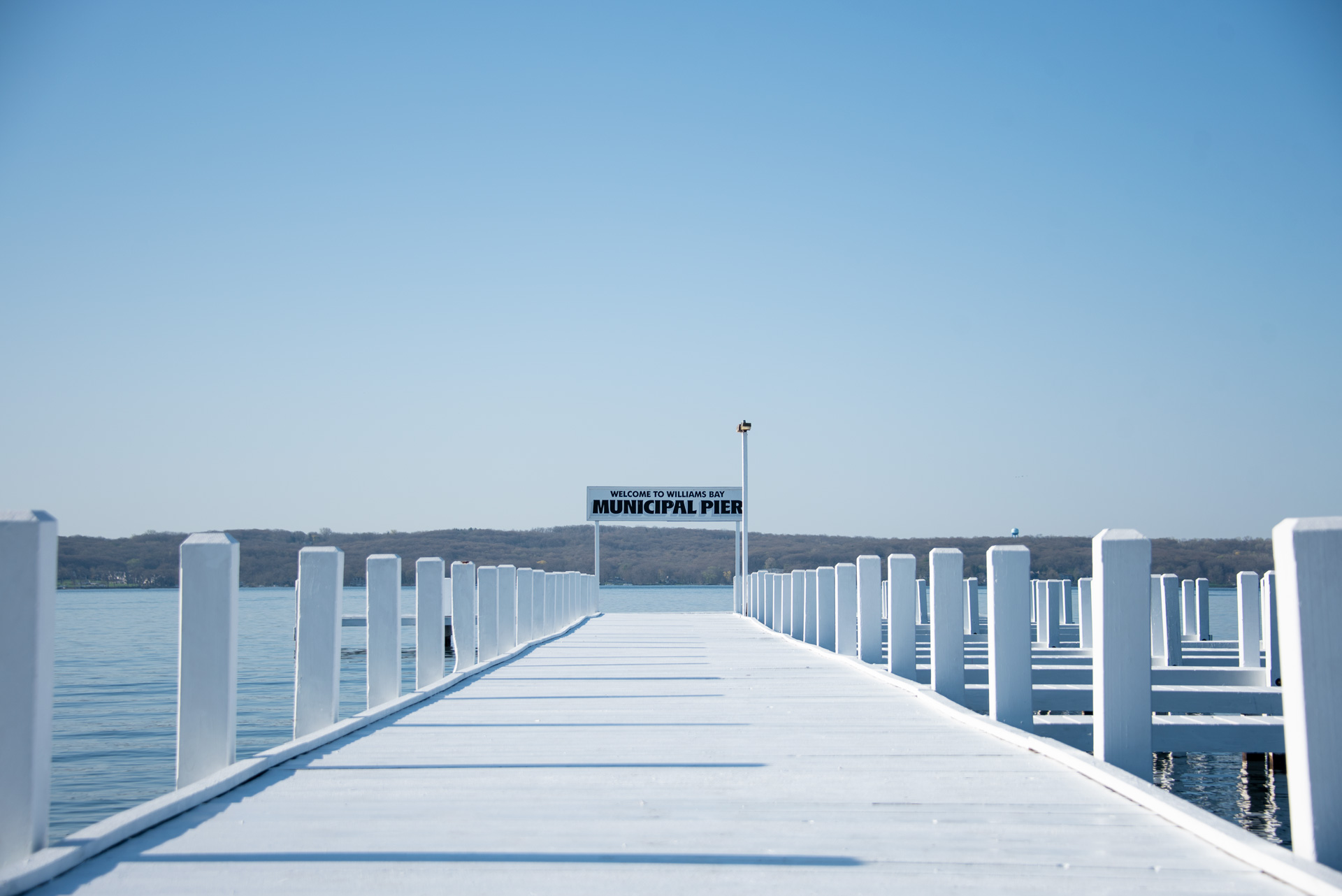 Williams Bay Municipal Pier